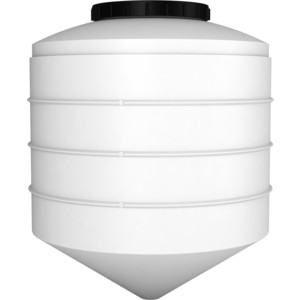Емкость ЭкоПром ФМ 500 белая (108.0500.001.0)
