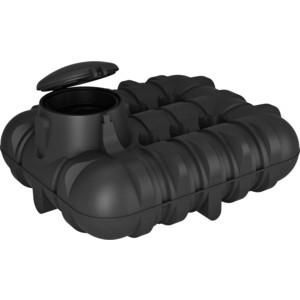 Емкость ЭкоПром подземная R 3000 черная (123.3000.899.0)