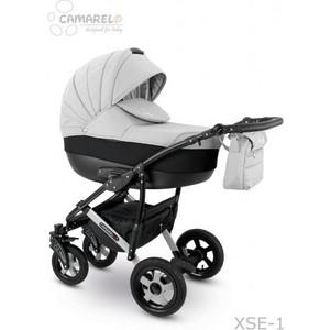 Коляска 2 в 1 Camarelo SEVILLA XSE-1 Светло-серый