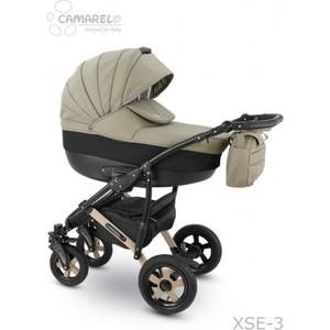 цена на Коляска 2 в 1 Camarelo SEVILLA XSE-3 Бежевый