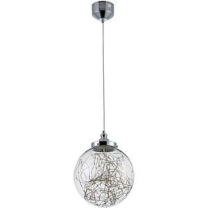 цена на Подвесной светодиодный светильник Freya FR6157-PL-18W-TR