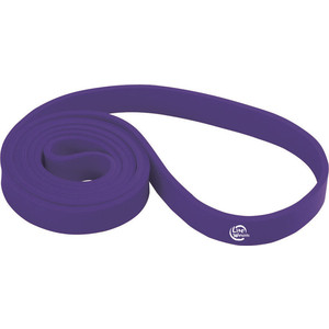 Петля тренировочная Lite Weights многофункциональная 208х3х0.45 см 0835LW (35 кг фиолетовая)
