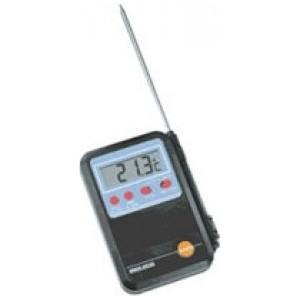 Минитермометр Testo с проникающим зондом и сигналом тревоги (0900 0530)