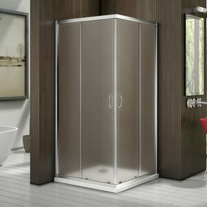Душевой уголок Good Door Latte CR 100х100 матовый, белый (Latte CR-100-G-WE)