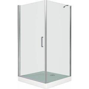 Душевой уголок Good Door Pandora CR 80х80 прозрачный, хром (Pandora CR-80-C-CH)