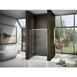 Душевая дверь Good Door Latte 120 прозрачная, белый (Latte WTW-120-C-WE) комплектующие