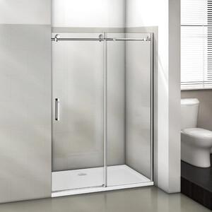 Душевая дверь Good Door Puerta 110 прозрачная, хром (Puerta WTW-110-C-CH)
