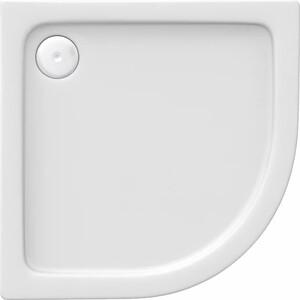 Душевой поддон Good Door Раунд, 90x90 см, полукруглый, ножки (ПН00033)