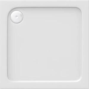 Душевой поддон Good Door Форум, 80x80 см, квадратный, ножки (ПН00029)