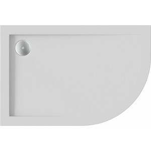 Душевой поддон Good Door Селфи, 120x80 см, левый (ЛП00015)