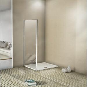 цена на Боковая стенка для душевой двери Good Door Antares 80 прозрачная, хром (Antares SP-80-C-CH)