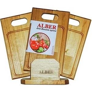 Набор разделочных досок 3 штуки Alber (80053)