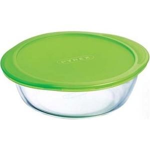 Форма круглая с крышкой 1.1л 20 см Pyrex Cook&Store (207P000)