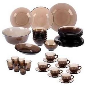 Сервиз столовый 45 предметов Luminarc Амбьянте эклипс (L5181) сервиз обеденный luminarc brush mania mix