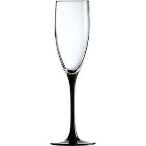 Набор бокалов для шампанского 170 мл 6 штук Luminarc Domino (H8167)