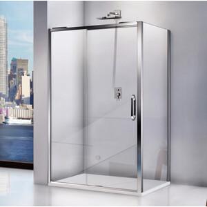 Душевой уголок Good Door Antares 110х90 прозрачный, хром