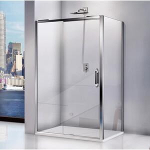 Душевой уголок Good Door Antares 120х90 прозрачный, хром