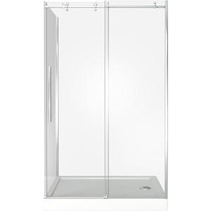 Душевой уголок Good Door Puerta 110х90 прозрачный, хром
