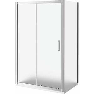 Душевой уголок Good Door Latte 110х80 матовый, белый