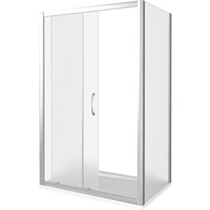 Душевой уголок Good Door Latte 130х80 матовый, белый