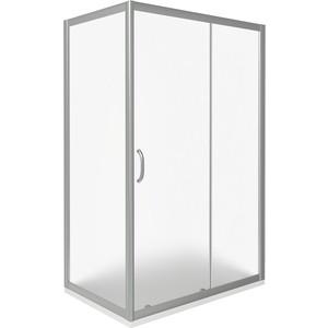 Душевой уголок Good Door Infinity 120х90 матовый, хром