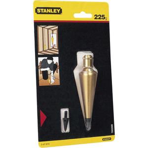 Отвес Stanley для разметки 225 г (0-47-973)