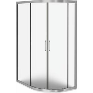 Душевой уголок Good Door Latte R 120х80 с поддоном, матовый, белый комплектующие