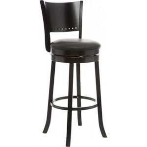 Барный стул Woodville Fler cappuccino/black бензопила huter bs 45m