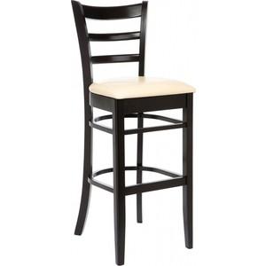 Барный стул Woodville Mirakl cappuccino/cream фото