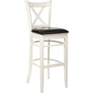 Барный стул Woodville Terra buttermilk/brown