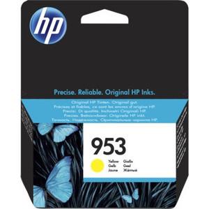 Картридж HP №953 F6U14AE желтый 700 стр.