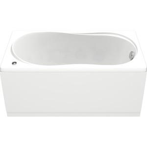 Акриловая ванна BAS Тесса 140х70 с каркасом стандарт плюс, слив-перелив, фронтальная панель (В 00036, Э 00036)