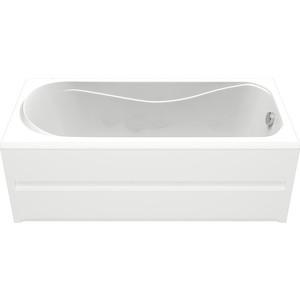 Акриловая ванна BAS Стайл 160х70 с каркасом, слив-перелив, фронтальная панель (В 00034, Э 00034)