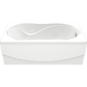 Акриловая ванна BAS Ямайка 180х80 с каркасом, слив-перелив, фронтальная панель (В 00044, Э 00044)