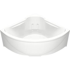 Акриловая ванна BAS Ирис 150х150 с каркасом, слив-перелив, фронтальная панель (В 00014, Э 00014) подвесной светильник vele luce vl6122p01