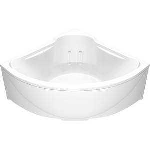 Акриловая ванна BAS Ирис 150х150 с каркасом, слив-перелив, фронтальная панель (В 00014, Э 00014) high quality 40x10mm 12v 0 15a black brushless dc cooling blower fan