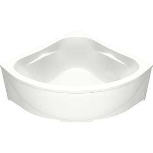 Акриловая ванна BAS Империал 150х150 с каркасом, слив-перелив, фронтальная панель (В 00012, Э 00012)