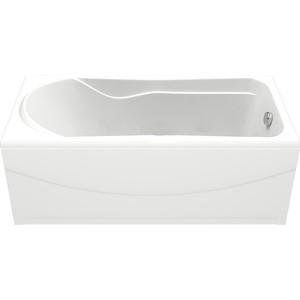 Акриловая ванна BAS Мальта 170х75 с каркасом, слив-перелив, фронтальная панель (В 00023, Э 00023)