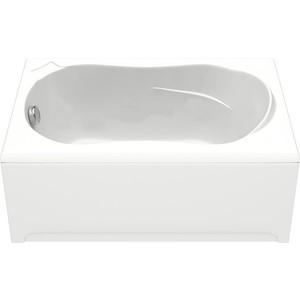 Акриловая ванна BAS Кэмерон 120х70 с каркасом стандарт плюс, слив-перелив, фронтальная панель (В 00018, Э 00018)