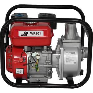 Мотопомпа бензиновая WWQ WP201 цена 2017