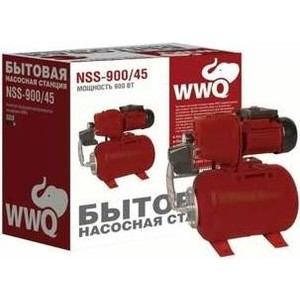 Насосная станция WWQ NSS- 900/45 цена