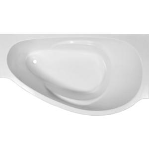 Ванна из литого мрамора Эстет Грация 170x94 см, правая, асимметричная на ножках (ФР-00000633) ванна из литого мрамора эстет грация 170x94 см левая асимметричная на ножках фр 00000629
