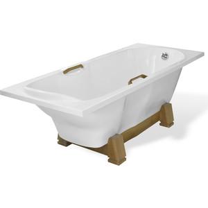 Деревянная подставка Эстет для ванны Камелия, орех (ФР-00001078)
