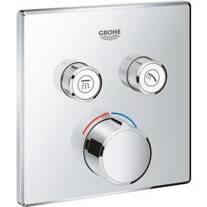 Смеситель для душа Grohe SmartControl Mixer с механизмом (29148000, 35600000) смеситель для душа grohe eurostyle new с механизмом 33635003