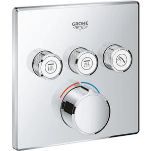 Смеситель для душа Grohe SmartControl Mixer с механизмом (29149000, 35600000) смеситель для душа grohe eurostyle new с механизмом 33635003