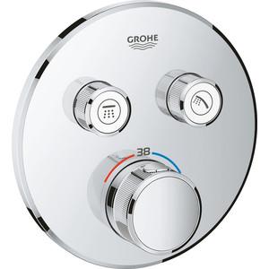 Термостат для душа Grohe Grohtherm SmartControl с механизмом (29119000, 35600000)