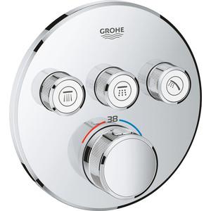 Термостат для душа Grohe Grohtherm SmartControl с механизмом (29121000, 35600000)