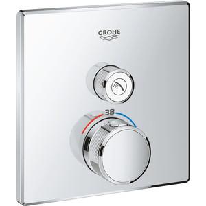 Термостат для душа Grohe Grohtherm SmartControl накладная панель, 35600 (29123000)