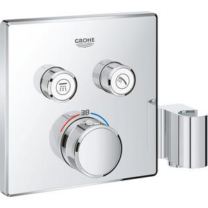 Термостат для душа Grohe Grohtherm SmartControl с механизмом (29125000, 35600000)