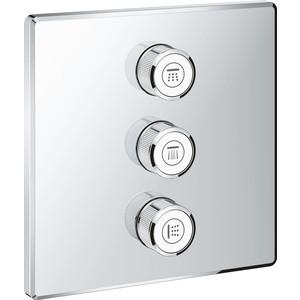 Вентиль Grohe Grohtherm SmartControl накладная панель, для 35600/35601 (29127000)